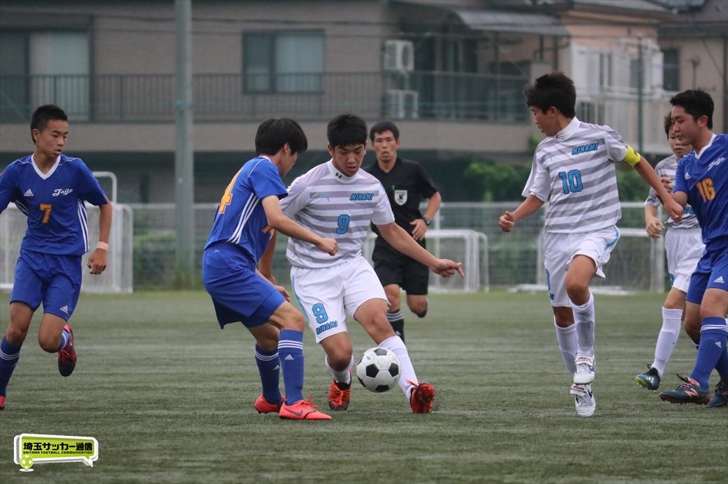 中体連 サッカー 埼玉