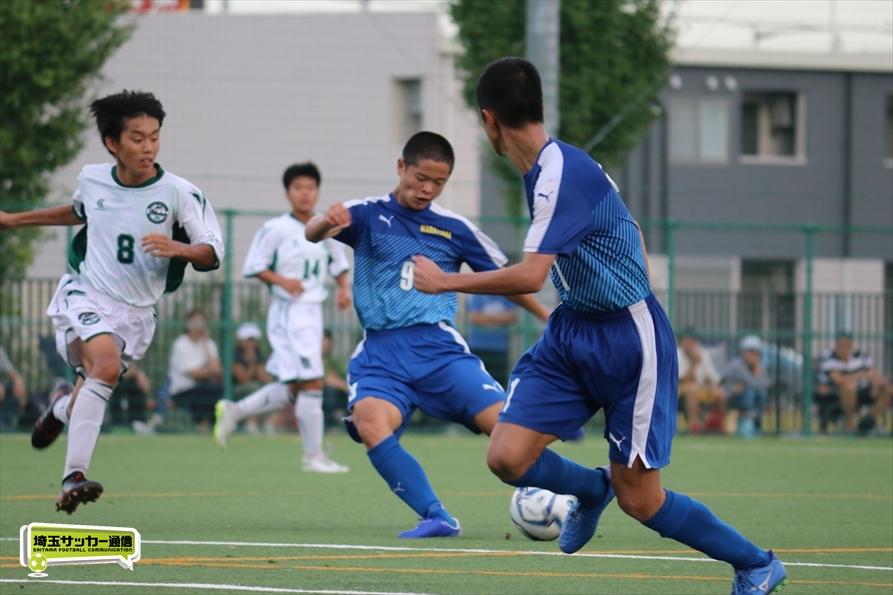 サッカー 埼玉 県 中体連